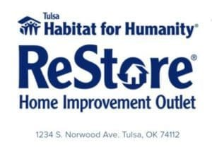 Habitat for Humanity Logo appears in the article Apartment Renovations Benefit Charity
